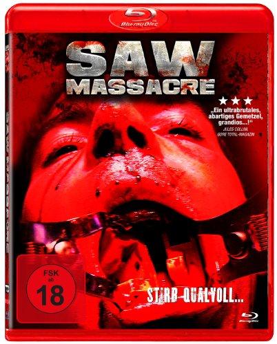 Saw Massacre [Blu-ray]