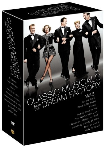 Classic Musicals from Selling and selling the Dream Daily bargain sale Hit Volume 3 Deck Factory