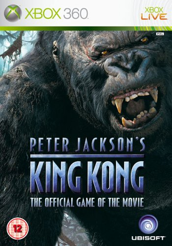Peter Jackson's King Kong The Official Game of.. 36Xg