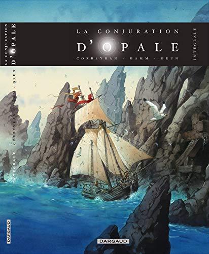 La Conjuration d'Opale - Intégrale complète - tome 0 - La Conjuration d'Opale - Intégrale complète