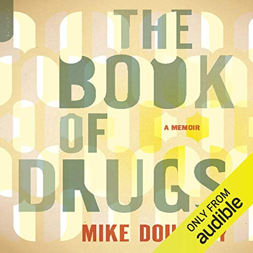 The Book of Drugs audiobook cover art