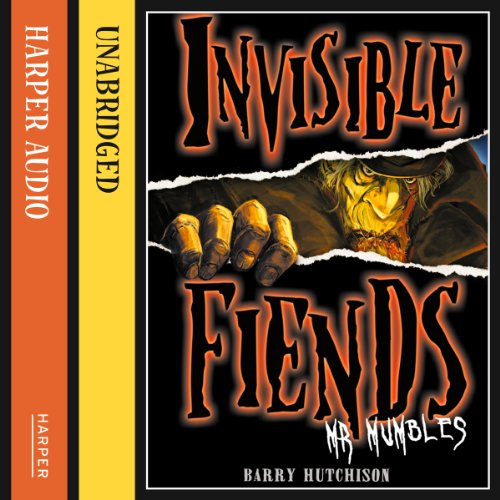 Invisible Fiends cover art