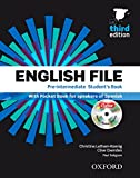 English File 3rd Edition Pre-Intermediate. Student's Book, iTutor and Pocket Book Pack (English File Third Edition)