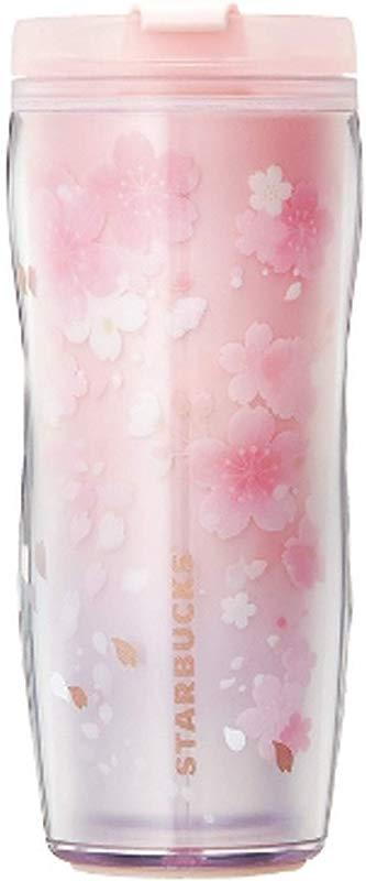 Starbucks Cherry Blossom SLL Lenticular Tumbler 12oz