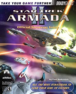 Star Trek: Armada II Official Strategy Guide (Brady Games)