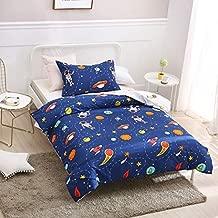 Kinderbettw/äsche Set Baby Bettw/äsche Bettbezug 100 x 135 Tanzende Pandas 100/% Baumwolle Hergestellt in Europa fur Baby und Kinder