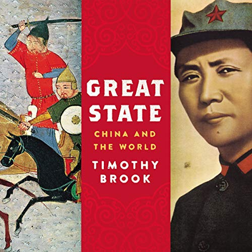 Couverture de Great State