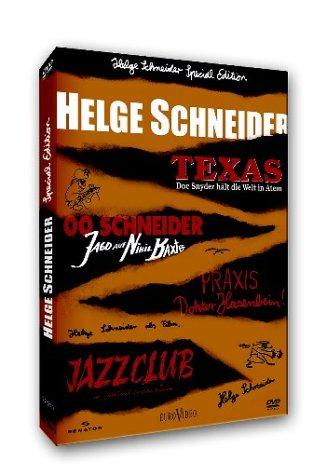 Helge Schneider Special Edition [Alemania] [DVD]