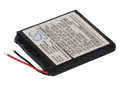 700mAh Battery for Garmin Forerunner 205, Forerunner 305, 361-00026-00 New