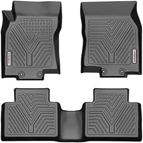 YITAMOTOR Floor Mats Compatible with Nissan Rogue Custom Fit Floor Liners for 2014 2020 Nissan product image