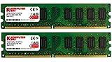 Komputerbay 8GB 2X 4GB DDR2 533MHz PC2-4200 PC2-4300 DDR2 533 (240 PIN) DIMM Desktop Memory