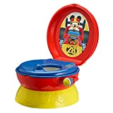 TOMY First Years Disney Mickey Mouse Y9909 - Orinal con sonidos, diseño Mickey Mouse, color rojo