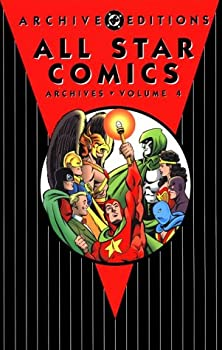 All Star Comics Archives, Vol. 4 - Book  of the DC Archive Editions