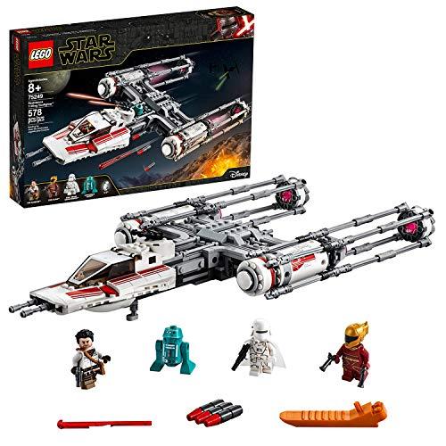Lego Star Wars 75249 Widerstands Y-Wing Starfighter, Mehrfarbig