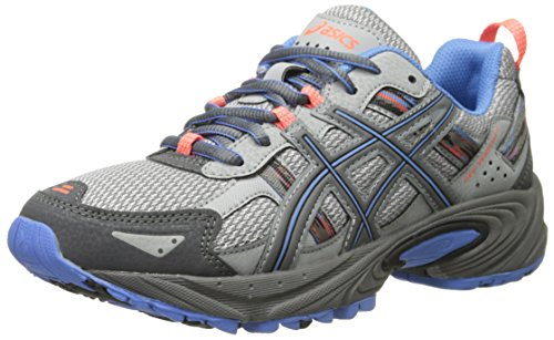 ASICS Women's Gel-Venture 5-W, Silver Grey/Carbon/Dutch...
