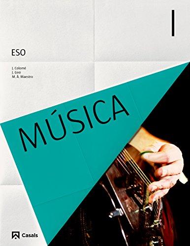 Música I ESO (2015) - 9788421854693