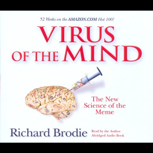 Virus of the Mind audiobook cover art