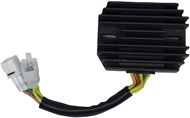 Hity Motor 5 PIN Voltage For trend rank GSXR600 Max 44% OFF Regulator SUZUKI Rectifier
