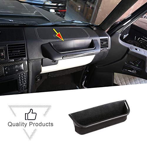 YIWANG ABS Copilot Grip caja de almacenamiento para Benz Clase G AMG Wagon Cross Country SUV W463 G350 G400 G500 G55 G63 G65 G800 2004 – 2018 accesorios de coche