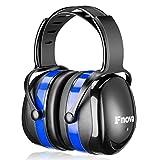 Fnova 34dB Highest NRR Safety Ear Muffs - Professional Ear Defenders...