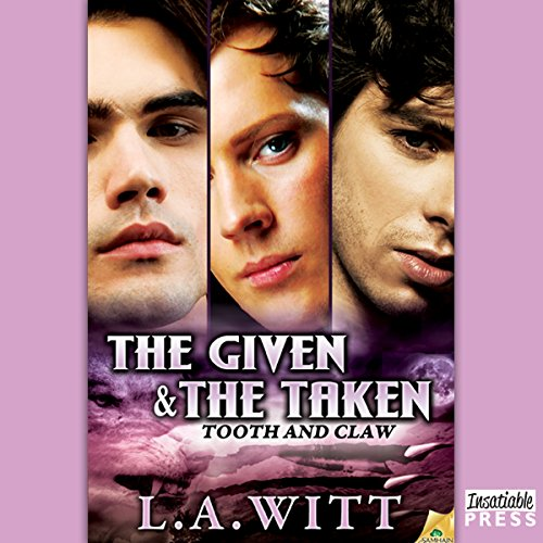 The Given & the Taken audiobook cover art