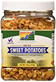 Mother Earth Products Dried Sweet Potato Dices, 15 Oz...