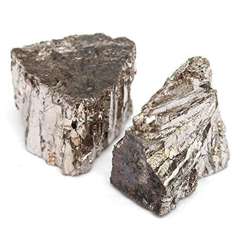AB Wismut 100 g ganze Block Premium 99,99% rein - nur Prime Verkäufer gültig für Wismut