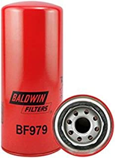 Baldwin Filters BF979 Fuel Filter, 8-23/32x3-11/16x8-23/32 In