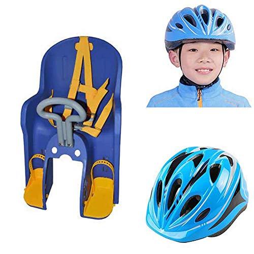 SXFYHXY Asiento de Bicicleta para niños, niños, bebés, niños pequeños, Soporte para...
