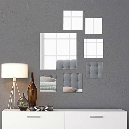 "Light In The Dark Medium Round Mirror Wall Mounted Assorted Sizes (1x10"",..."