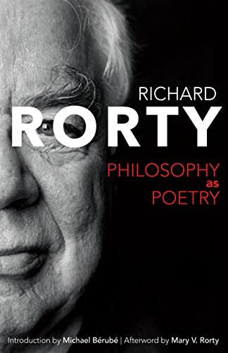 Philosophy as Poetry (Page-Barbour Lectures) (English Edition)