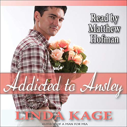 Addicted to Ansley audiobook cover art