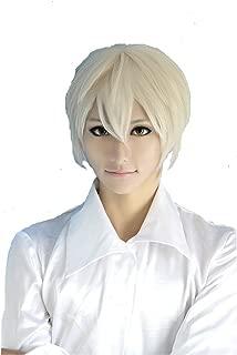CAP Axis Powers Hetalia APH Russia Ivan Short Anime Cosplay Costume Wig
