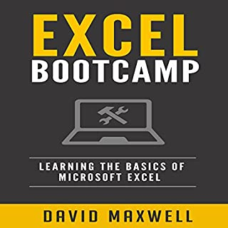 Excel Bootcamp cover art