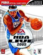 NBA Live 2005 - Prima Official Game Guide de Mark Cohen