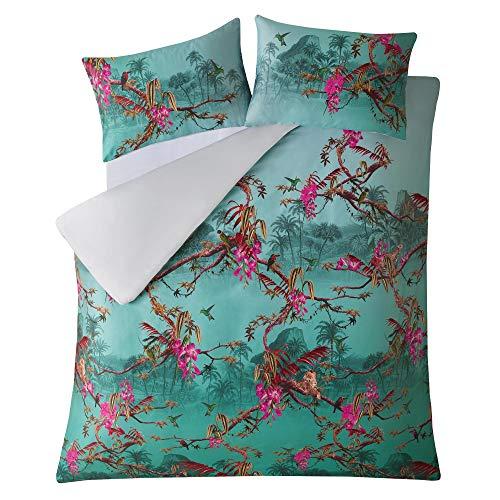 Ted Baker Hibiscus Bedding Bedding: Duvet Cover, Double 200x200cm