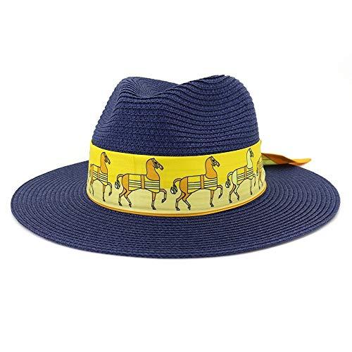 MADONG Cinta Ancha Edge Sombrero de la Playa al Aire Libre de...