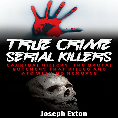 True Crime Serial Killers audiobook cover art