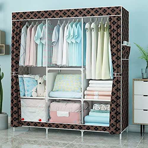 estructura armario vestidor de la marca AKDXM
