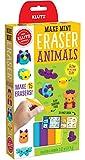Klutz Mini Eraser Animals Craft Kit