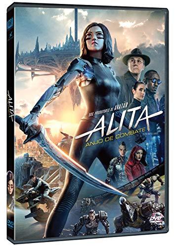 Alita Anjo de Combate [DVD]
