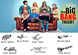 Techland13 Poster The Big Bang Theory, 30,5 x 20,3 cm,