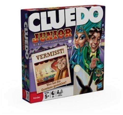 Hasbro 02013100 - Cluedo Junior