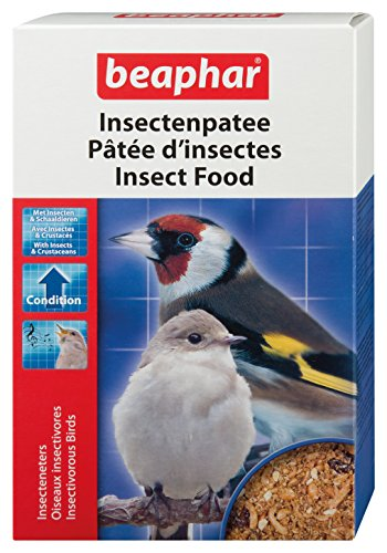 Beaphar Insektenfutter für Kanarien & Exoten, 1er Packung (1 x 350 g)