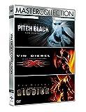 Vin Diesel Collec. (Box 3 Dvd The Chronicles Of Riddick, Pitch Black, Xxx)