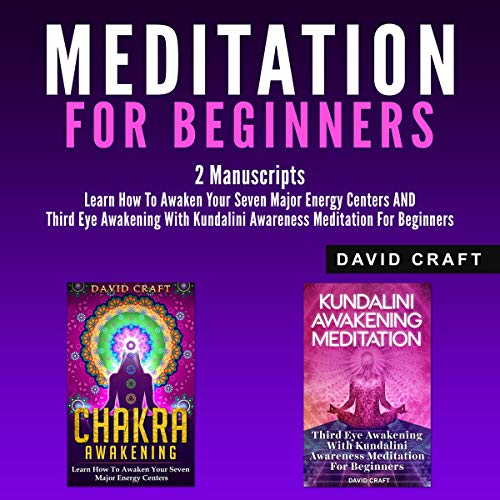 Meditation for Beginners: 2 Manuscripts cover art