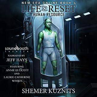 Life Reset: Human Resource cover art