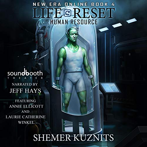Life Reset: Human Resource audiobook cover art