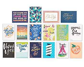 American Greetings Deluxe Thank You Card Bundle  32-Count   6582204