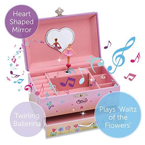 Fee Schmuckkästchen – Rosa Spieluhr für Kinder – Lucy Locket - 2